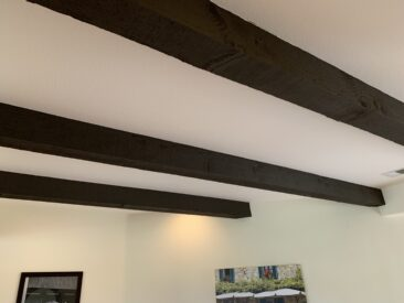 Interior beams. Temecula.
